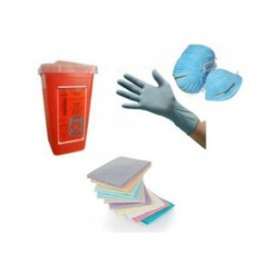 Disposables/ Sterilization/ Barriers