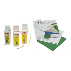 3-D Dental Rubber Dam Materials