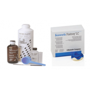 3-D Dental Acrylics - Custom Tray Material