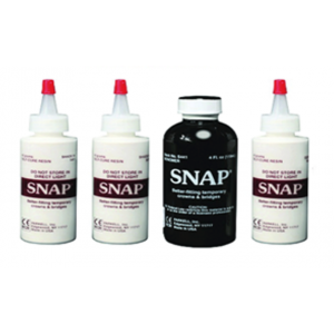 3-D Dental Acrylics - Temporary Crown and Bridge Material