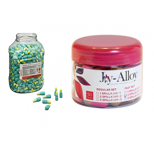 3-D Dental Alloys - Amalgam Capsules