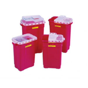3-D Dental Anesthetics - Sharps Containers