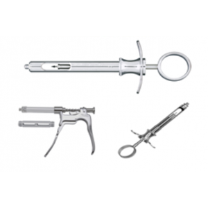 3-D Dental Anesthetics - Syringes