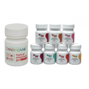 3-D Dental Anesthetics - Topicals