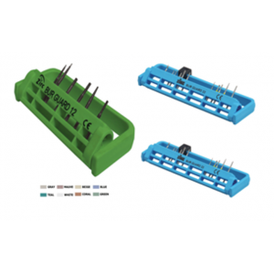 3-D Dental Burs & Diamonds - Bur Blocks