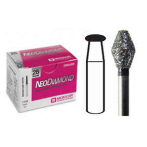 3-D Dental Burs & Diamonds - Diamonds
