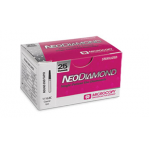 3-D Dental Burs & Diamonds - Neo Diamond 1112 To 1923