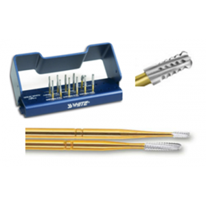 3-D Dental Burs & Diamonds - Specialty Burs