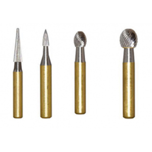 3-D Dental Burs & Diamonds - Trimming & Finishing