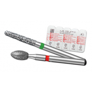 3-D Dental Burs & Diamonds - Trimming And Finishing Burs