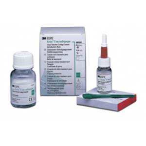 3-D Dental Cements & Liners - Glass Ionomer Cements