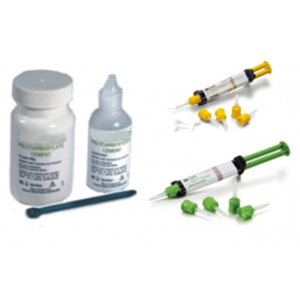 3-D Dental Cements & Liners - Permanent Cements