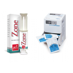 3-D Dental Cements & Liners - Temporary Cements