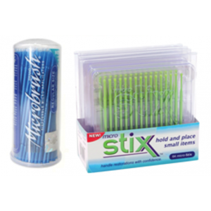 3-D Dental Cosmetic Dentistry - Accessories-Micro Applicators