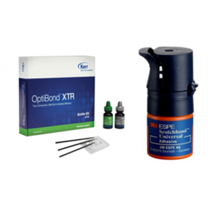 3-D Dental Cosmetic Dentistry - Bonding Agents