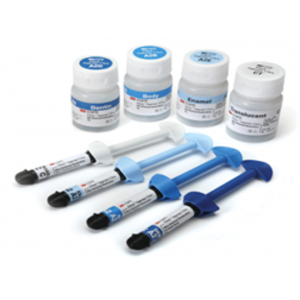 3-D Dental Cosmetic Dentistry - Composites