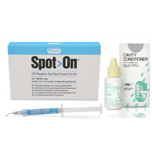3-D Dental Cosmetic Dentistry - Etching Gels