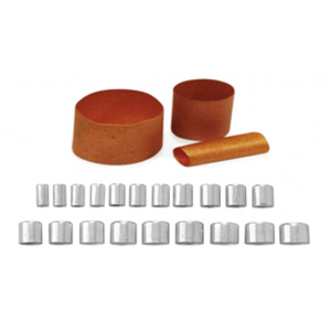 3-D Dental Crowns - Bands & Shells