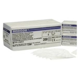 3-D Dental Disposables - Gauze - Cotton Filled