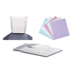 3-D Dental Disposables - Headrest Covers