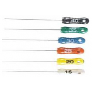 3-D Dental Endodontics - Finger Pluggers & Spreaders