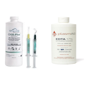 3-D Dental Endodontics - Solutions & Medicaments