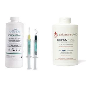 3-D Dental Endodontics - Solutions & Medicaments