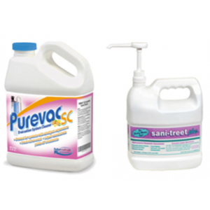 3-D Dental Evacuation - Cleaning Solutions