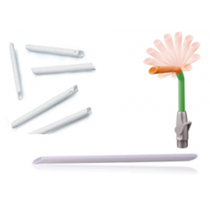 3-D Dental Evacuation - High Volume Evacuation Tips