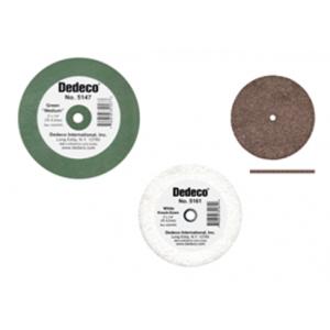 3-D Dental Finishing & Polishing - Abrasive Wheels & Discs