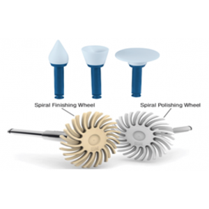 3-D Dental Finishing & Polishing - Composite Finishing & Polishing