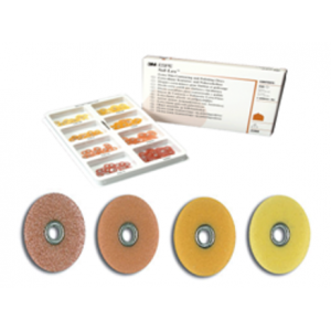 3-D Dental Finishing & Polishing - Finishing Discs