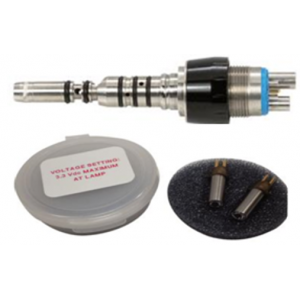 3-D Dental Handpieces - High Speed