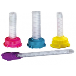 3-D Dental Impression Material - Accessories-Mixing Tips