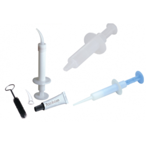3-D Dental Impression Material - Accessories-Syringes
