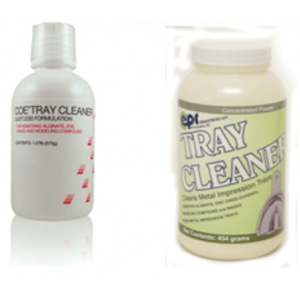 3-D Dental Impression Material - Accessories-Tray Cleaners
