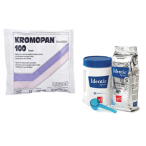 3-D Dental Impression Material - Alginate