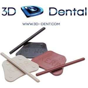 3-D Dental Impression Material - Compounds