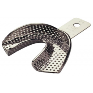 3-D Dental Impression Material - Metal Impression Trays