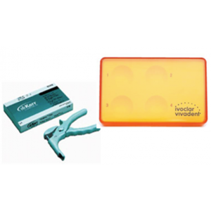 3-D Dental Impression Material - Mixing Pads