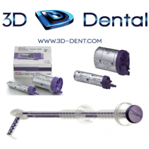 3-D Dental Impression Material - Polyether
