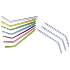 3-D Dental Infection Control - Air/Water Syringe Tips