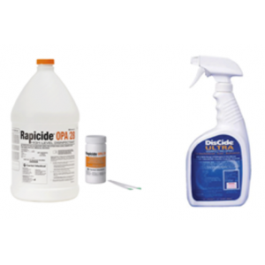3-D Dental Infection Control - Cleaner /Disinfectant Solution