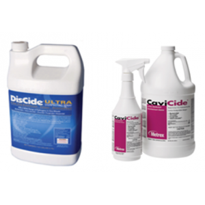 3-D Dental Infection Control - Disinfectants-Surface Cleaners
