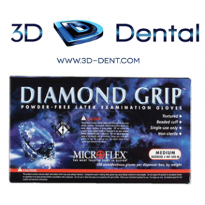 3-D Dental Infection Control - Gloves - Latex