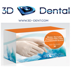 3-D Dental Infection Control - Gloves-Surgical