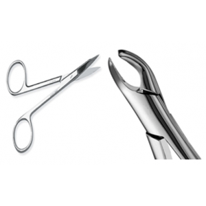 3-D Dental Instruments - Surgical Instruments