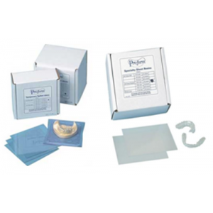 3-D Dental Laboratory Products - Vacuum Forming Material