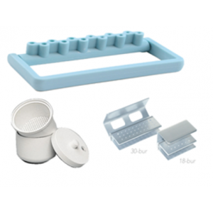 3-D Dental Organizing - Bur Blocks & Guards