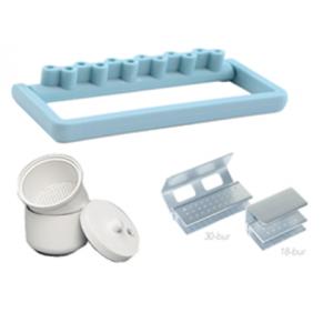 3-D Dental Organizing - Bur Blocks & Guards
